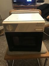 Sharp R 4065 Half Pint Microwave Oven Camping Office Dorm RV 400W Camper