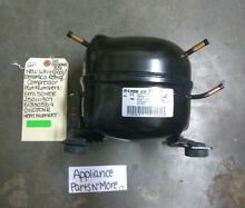 WHIRLPOOL EMBRACO REFRIGERATOR COMPRESSOR EMI50HER 513303819 250111307 NEW PART