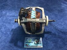 134156500   131758500   13175800 FRIGIDAIRE DRYER DRIVE MOTOR WITH PULLEY