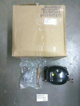 NEW WHIRLPOOL REFRIGERATOR COMPRESSOR W10823815 FREE SHIPPING