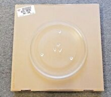 DE74 20015G NEW GENUINE OEM SAMSUNG MICROWAVE GLASS COOKING TRAY IN ORIGINAL BOX