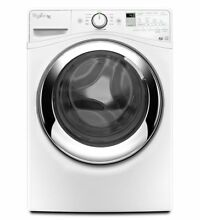 Whirlpool WFW87HEDW 4 3 cu  ft Front Load Washing Machine