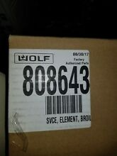Wolf Oven Element 808643