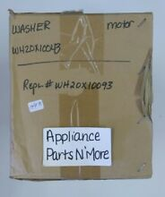 GE WASHER DRIVE INVERTER MOTOR PART  WH20X10043 FREE SHIPPING  NEW PART