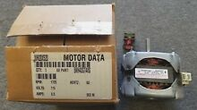WH20X520 NEW GENUINE OEM GE WASHER DRIVE MOTOR IN ORIGINAL BOX  FREE SHIP