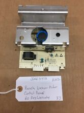 0068952 Bosch Washer Motor Control Board  60 Day Warranty