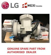 5859ER1002M LGFL398  LG Washing Machine Front top Loader Dual Drain Pump