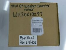 GE WASHER INVERTER MOTOR WH20X10037 FREE SHIPPING NEW PART