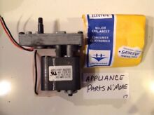 GE REFRIGERATOR ICE CRUSHER AUGER MOTOR WR60X101 FREE SHIPPING NEW PART