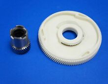 Whirlpool 285362 Washer Transmission Gear and Pinion NEW OEM