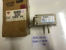 FSP WHIRLPOOL WASHER TIMER 8557301 FREE SHIP NEW PART