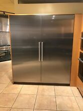 Miele F1913SF 36 Inch Built In Full Freezer   K1903SF 36 Inch All Refrig Column