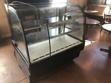 FEDERAL Curved Glass Deli Display Refrigerated Case