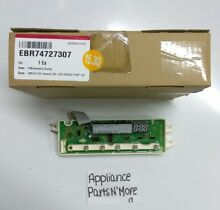 LG DISHWASHER DISPLAY CONTROL BOARD EBR74727307 FREE SHIPPING NEW PART