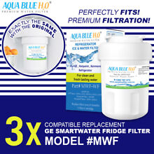 3X MWF Replacement for GE MWF SmartWater  MWFA  MWFP  GWF  GWFA  Kenmore 469991