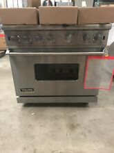 Viking VGCC5366BSS  5 Series 36 Inch Gas Freestanding Range