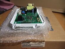 New Maytag Dryer Control Board Assembly    33002959