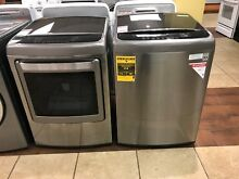 LG WT1701CV 27 Inch Top Load Washer   DLGY1702V 7 3 cu ft  SteamDryer FREE SHIP