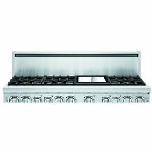 Brand New Viking 36  Range BackSplash Stainless Steel P36BG8SS 8  Stove Oven