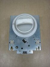 Whirlpool Kenmore 3953248 WP3953248 Washer Washing Machine Timer w  Knob Used