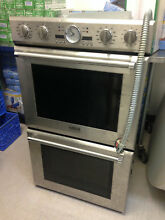 THERMADOR Professional 30  14 Modes Double SS Electric Wall Oven PODC302J