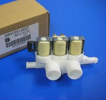 GENUINE GE WH13X10027 Washer Water Valve NEW OEM