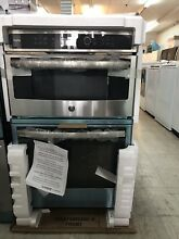 New GE Profile Series  27  Built In Convection Microwave Convection Wall Oven
