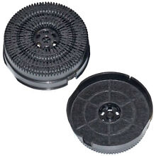 HOTPOINT HSFX l  Cooker Hood Extractor Type 58 CFC00936 Carbon Air Filters x 2