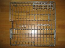 Maytag dishwasher upper rack assembly complete with wheels part no WPW10243281
