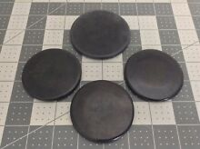 Frigidaire Range Stove Oven Surface Burner Cap  Set of 4  316213500