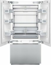 Thermador Freedom 36  Built In Panel Ready French Door Refrigerator T36IT800NP