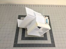 Maytag Dryer Blower wheel  housing and motor assembly 31001627
