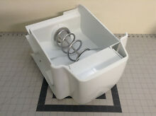 GE Refrigerator Ice Bucket Assembly WR17X12079