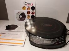 Nuwave 2 Precision Induction Cook top  Black