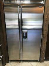 Sub Zero BI42SDSTH 42 Inch Built in Side by Side Refrigerator FREE SHIPPING
