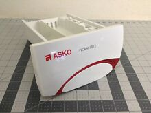 Asko Washer Dryer Combo Dispenser Drawer w Handle 651038571
