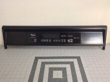 Whirlpool Wall Double Oven Touchpad Control Panel 8300435
