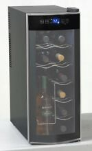 12 Bottle Thermoelectric Counter Top Wine Cooler   Avanti   Model EWC1201