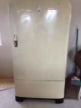 SERVEL ANTIQUE LP GAS REFRIGERATOR