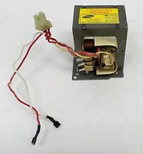 GE Profile PVM9179SK1SS Microwave Transformer Part   WB20X10044
