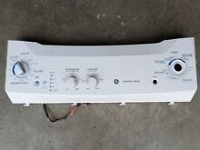 GE Laundry center control panel PN  WE19M99 WE4M522 WE4M523 WH12X10509