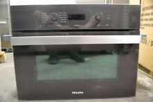 Miele Pureline 24  Truffle Brown 1 000 Watt Microwave Speed Oven H6200BMTB