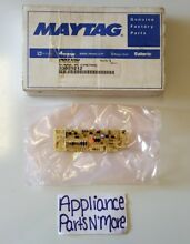 MAYTAG DRYER MAIN CONTROL BOARD 33001212 6 3708950 63708950 FREE SHIP NEW PART
