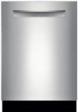 Bosch SHP65TL5UC 500 DLX Series 24 Inch Built In Dishwasher in Stainless Steel