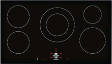 Gaggenau  CI491602 36 Inch Induction Cooktop with 6 Cooking Zones