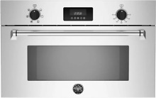 Bertazzoni MASSO30X 30  Convection Speed Oven Stainless Steel 1 34 Cubic Feet