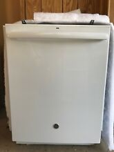GE  Stainless Steel Interior Dishwasher with Hidden Controls  GDT695SGJWW