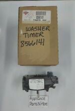 FSP WHIRLPOOL WASHER TIMER 8566141 FREE SHIPPING NEW PART