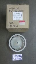 MIELE COMMERCIAL DRYER FAN IMPELLER WHEEL 05608563 5608563 FREE SHIPPING NEW