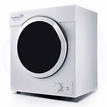 Ventless Electric Dryer For Apartments Condos Portable Machine Dorm RV Small